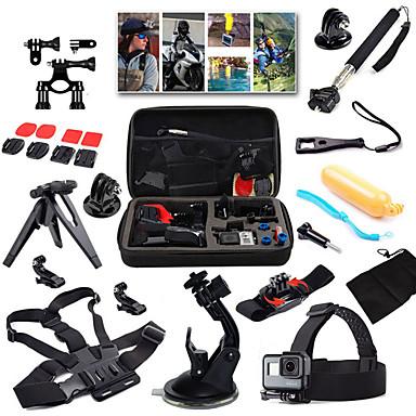 Κάμερα Δράσης / Κάμερα Αθλημάτων Τσάντες Για Υπαίθρια Χρήση Απόσβεση Πολυλειτουργία 1 pcs Για την Κάμερα Δράσης Gopro 6 Όλα Gopro 5 Xiaomi Camera Gopro 4 / SJCAM / SJ4000 / ThiEYE i30 / Gopro 3