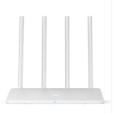 Original Xiaomi Mi wireless WiFi Router3 128MB 1167Mbps 11ac Dual Band MiWiFi APP Control English Version