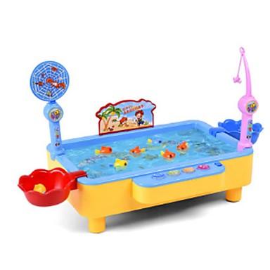 preiswerte Spielsachen zum Fischen-Angeln Spielzeug Einfache Elektrisch - Kinder Spielzeuge Geschenk 1 pcs