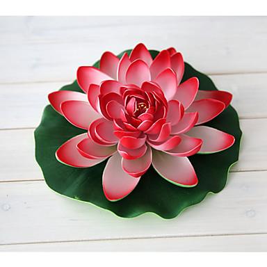 Aquário Aquário Decoração Aquário Flor Plástico 11/18/29 cm