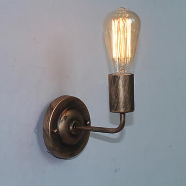 Rustic/Lodge Retro/vintage Zidne svjetiljke Za Metal zidna svjetiljka 110-120V 220-240V 60W