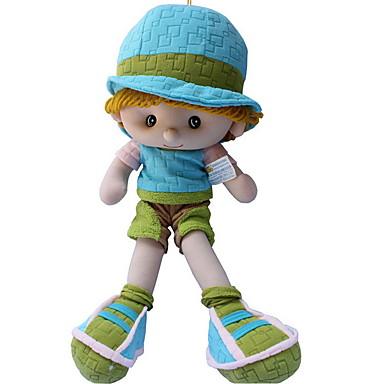 Βελούδινη κούκλα / Κορίτσι κορίτσι Χαριτωμένο / Για παιδιά / Μαλακό Ρετρό / Βίντατζ / Παπούτσια ζευγάρι / Μοντέρνα Κοριτσίστικα Δώρο