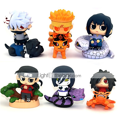 Anime Φιγούρες Εμπνευσμένη από Naruto Hatake Kakashi PVC CM μοντέλο Παιχνίδια κούκλα παιχνιδιών
