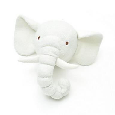 Ελέφαντας Animale de Pluș Χαριτωμένο Παιδικά Ζώα Άνιμαλ Κλασσικό Accent / Διακοσμητικό Κοριτσίστικα Παιχνίδια Δώρο 1 pcs / Μαλακό