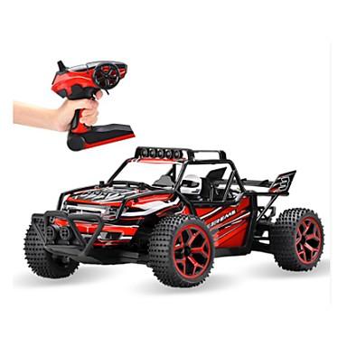 Αυτοκίνητο RC GS04B X 2,4 G Αμάξι Άμμου (Εκτός Δρόμου) / Αγωνιστικό Αυτοκίνητο / Drift Car Ηλεκτρική βούρτσα * Τηλεχειριστήριο / Επαναφορτιζόμενο / Ηλεκτρικό