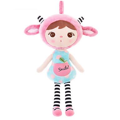 παραγεμισμένα παιχνίδια Κούκλες Βελούδινη κούκλα Χαριτωμένο Ασφαλής για παιδιά Non Toxic Lovely Ύφασμα Χνουδωτό Παιδικά