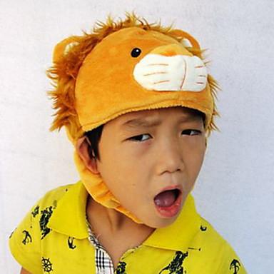 Βάτραχος Λιοντάρι Πίθηκος Animale de Pluș Παιδικά Καπέλο Κλασσικό Παιχνίδια Δώρο