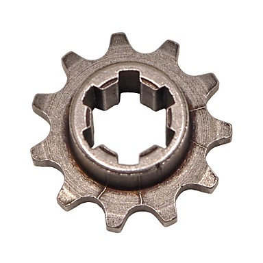 cheap Fuel Systems-2 Stroke T8F-11T Mini Motor Dirt Pit Bike Front Engine Sprocket 33 49cc 8MM Chain