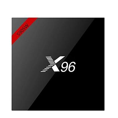 X96 TV Box Android7.1.1 TV Box Amlogic S905W 2GB RAM 16GB ROM Penta Core