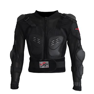 billige Motorsykkel & ATV tilbehør-motorsykkel racing rustning beskytter motocross terreng bryst kropp rustning beskyttelse jakke vest klær verneutstyr