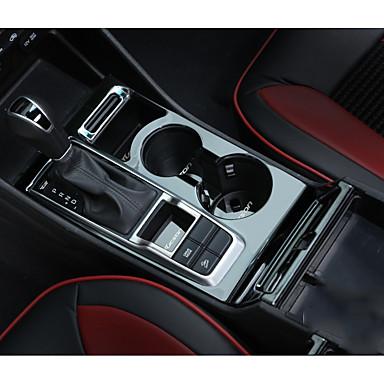 billige Interiørtilbehør til bilen-Kjøretøy Gearpanelomslag GDS bilinteriør Til Hyundai 2015 / 2016 / 2017 Ny Tucson