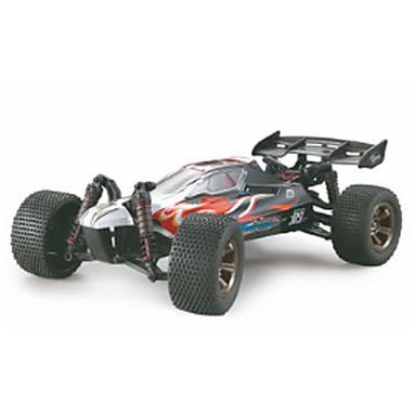 Αυτοκίνητο RC 9117 2,4 G Αμάξι Άμμου (Εκτός Δρόμου) / Αγωνιστικό Αυτοκίνητο / Υψηλής Ταχύτητας 1:12 Ηλεκτρική βούρτσα 28 km/h Τηλεχειριστήριο / Επαναφορτιζόμενο / Ηλεκτρικό