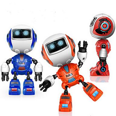 RC Robot Μάθησης & Εκπαίδευση 2,4 G Χρώμιο / Κράμα Με Μουσική ηχείων / Καθημερινά Αναλαμπή / Μίνι / Έξοδος Ήχου Όχι
