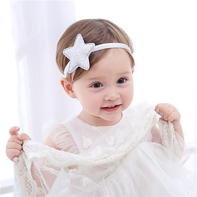 povoljno Odjeća za bebe-Dijete koje je tek prohodalo Djevojčice Drugo Ukrasi za kosu Pink One-Size / Kopče i ukosnice