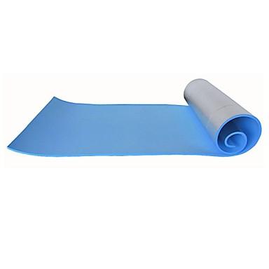 Στρωματάκι Ύπνου Εξωτερική Κατασκήνωση Αντιολισθητικό Υδατοστεγανό Χοντρό EVA Αλουμίνιο Κατασκήνωση & Πεζοπορία Κατασκήνωση / Πεζοπορία / Εξερεύνηση Σπηλαίων Για Υπαίθρια Χρήση για 1 άτομο Μπλε