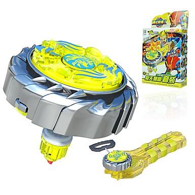 Σβούρα Παιχνίδια μάχης με σβούρες Υψηλής Ταχύτητας Πολύχρωμο Anime Κλασσικό Θέμα Κινούμενα σχέδια Πλαστικά Κυκλικό Οικολογικό Στυλ Anime Παιδικά Εφηβικό Αγορίστικα Παιχνίδια Δώρο