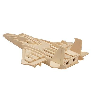 voordelige 3D-puzzels-Houten puzzels Houten modellen Modelbouwsets Nieuwigheid Klassiek Thema Nieuw Design Focus Toy Ouder-kind interactie Simulatie Puinen