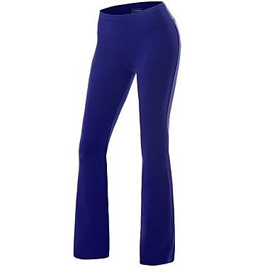 Γυναικεία Pantaloni de Alergat Αθλητικά παντελόνια Track Pants Streetwear Βαμβάκι Αθλητισμός Παντελόνια Παντελόνια Φούστες Γιόγκα Τρέξιμο Πιλάτες Φυσική Κάτάσταση Βυσσινί Φούξια Μπλε Γκρίζο