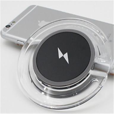 Φορτιστής Αυτοκινήτου / Ασύρματος Φορτιστής Φορτιστής USB USB Ασύρματος Φορτιστής / Qi 1 θύρα USB 1 A DC 5V για iPhone 8 Plus / iPhone 8 / S8 Plus