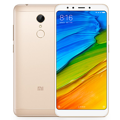 "[?491.48] Xiaomi Redmi 5 5.7 "" 4G Smartphone ( 3GB + 32GB 12 MP Qualcomm Snapdragon 450 3300mAh)"