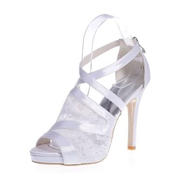 Eté Tulle Printemps Femme Sandales Escarpin Chaussures Basique 4q57wwOHtx