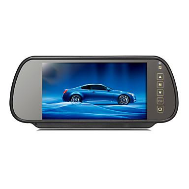 billige Bil Elektronikk-7 tommers parkering tft-lcd bilen ryggekamera med stativ reversere backup kamera av høy kvalitet