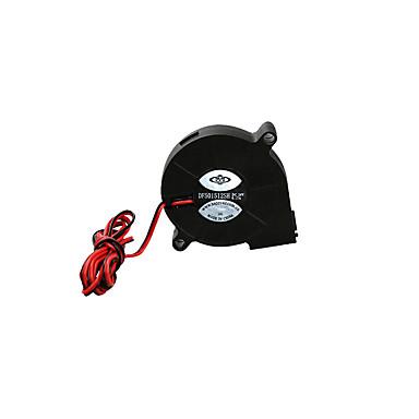 preiswerte 3D-Drucker Teile & Zubehör-DC 24v schwanzloser Kühlturbinengebläseventilator anet 5015 50 * 62 * 15mm