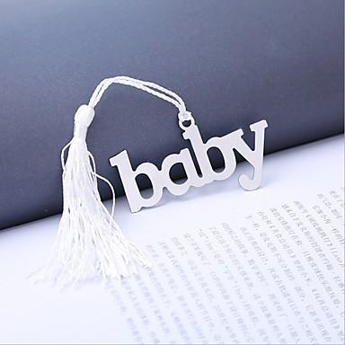 povoljno Svadbeni poklončići-Special Occasion Baby Tuš Tikovina Praktični pokloni za goste Baby Tuš Vjenčanje Novorođenče Rođendan - 1
