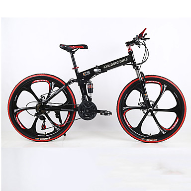 Mountain Bike Folding Bike Cycling 21 Speed 26 Inch 700cc Men S