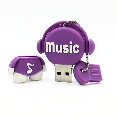 Недорогие USB флеш-накопители-Ants 64 Гб флешка диск USB USB 2.0 пластик