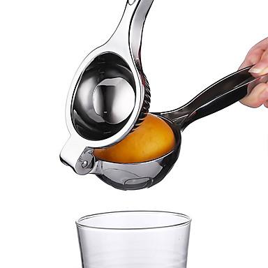 από ανοξείδωτο χάλυβα χειροποίητο λεμόνι χυμό φρούτων πορτοκάλι εσπεριδοειδές ασβέστη κλιπ εργαλεία κουζίνας