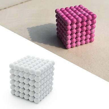 125 pcs Παιχνίδια μαγνήτες Μαγνητικές μπάλες Τουβλάκια Σούπερ δυνατοί μαγνήτες σπάνιας γαίας Μαγνήτης νεοδυμίου Puzzle Cube 3D Διαφανές αυτοκόλλητο Χρώματα αλλάζουν Αλλάζει Χρώματα Αθλήματα
