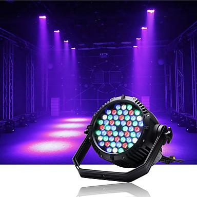 U'King Φώτα Σκηνής LED / Φώτα PAR LED Auto 200 W για Πάρτι / Σκηνή / Γάμος Επαγγελματικό