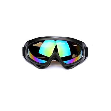 billige Motorsykkel & ATV tilbehør-2017 motorsykkel beskyttelsesbriller utendørs sport vindtett støvtett øye briller ski snowboard beskyttelsesbriller motocross