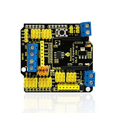 Keyestudio xbee sensor expansão escudo v5 com rs485 bluebee interface para arduino robot car