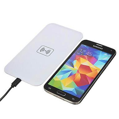 qi πρότυπο ασύρματο φορτιστή για το iphone xs iphone xr xs max iphone 8 samsung s9 συν s8 σημείωση 8 ή ενσωματωμένο qi δέκτη έξυπνο τηλέφωνο