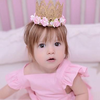 Νήπιο Κοριτσίστικα Άλλα Αξεσουάρ Μαλλιών Ανθισμένο Ροζ Ένα Μέγεθος