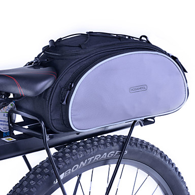 Rosewheel 13 L Bike Rack Bag Waterproof Reflective Polyester Bicycle Cycle Cycling 414130 2018 19 99