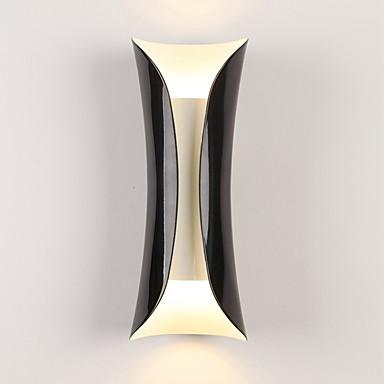 σύγχρονη απλότητα μεταλλικά φώτα τοίχων 2-φως σαλόνι εστιατόριο υπνοδωμάτιο κομοδίνα λαμπτήρα σκάλα φωτός