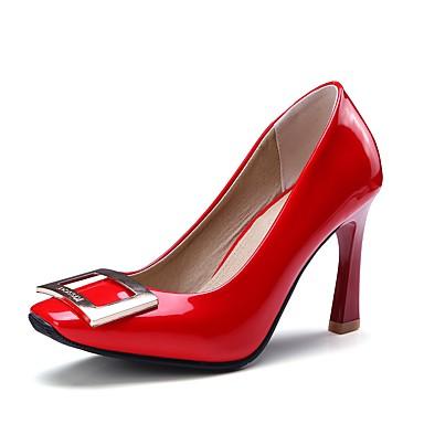 Chaussures de soirée automne à bout carré femme 7kIRC