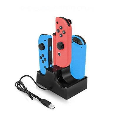 switch Type-c Batteries Chargers Nintendo Switch ,  Stand Adapter / Quick-Charging Batteries Chargers unit