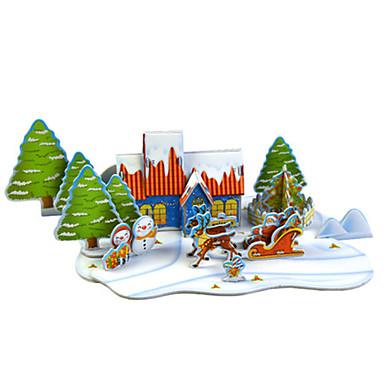 Kit de Construit Διακοπών Lovely / Πανέμορφος / Χειροποίητο Μαλακό Πλαστικό 1 pcs Σύγχρονο / Κινούμενα σχέδια Παιδικά / Ενηλίκων Δώρο