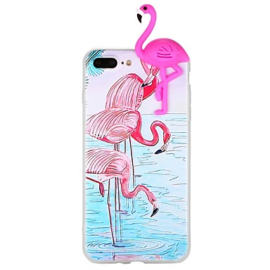 coque iphone 8 animaux 3d
