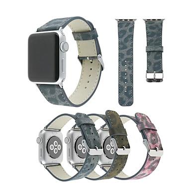 Παρακολουθήστε Band για Apple Watch Series 4/3/2/1 Apple Κλασικό Κούμπωμα PU Λουράκι Καρπού