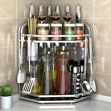 1pc Έπιπλα μαγειρικής Ανοξείδωτο Ατσάλι Δημιουργική Κουζίνα Gadget