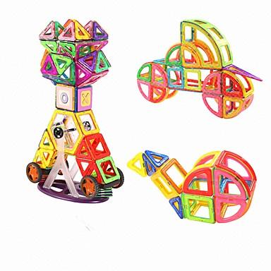 Μαγνητικό μπλοκ Μαγνητικά πλακίδια Τουβλάκια 231 pcs Yuna Αρχιτεκτονική Αγορίστικα Κοριτσίστικα Παιχνίδια Δώρο