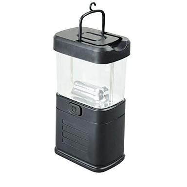 Φανάρια & Φώτα Σκηνής 100 lm LED - Εκτοξευτές Αυτόματο τρόπος φωτισμού με φορτιστή Προσαρμοσμένη Φόρμα Απλός Κατασκήνωση / Πεζοπορία / Εξερεύνηση Σπηλαίων Μαύρο