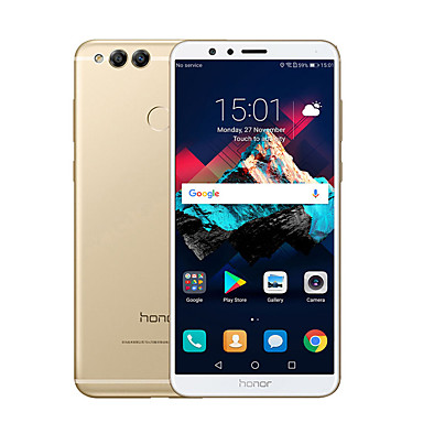 "Huawei HONOR 7X Global Version 5.95 inch "" 4G Smartphone (4GB + 64GB 2 mp / 16 mp Hisilicon Kirin 659 3340 mAh mAh)"