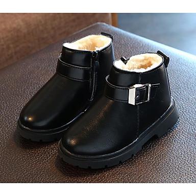Αγορίστικα Παπούτσια Δερματίνη Άνοιξη Φθινόπωρο Μπότες Χιονιού Ανατομικό  Μπότες Μποτίνια για Causal Μαύρο Καφέ Κρασί 6495071 2019 –  10.99 d9a57ee81a1