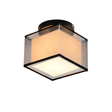 buy online 1317b 0469f [$38.84] Square Modern Simple Ceiling Lamp Flush Mount Lights Entry Hallway  Game Room Kitchen Light Fixture